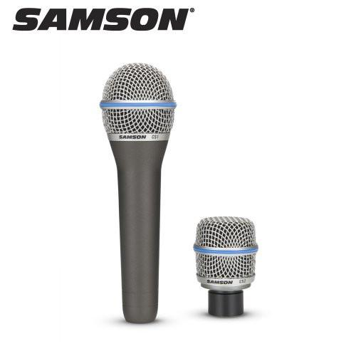 Samson CS Series Capsule Select Microphone (SACSMIC)