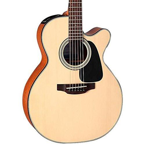 Takamine Solid Spruce 3/4 Size Taka-mini Acoustic-Electric Guitar with Gig Bag