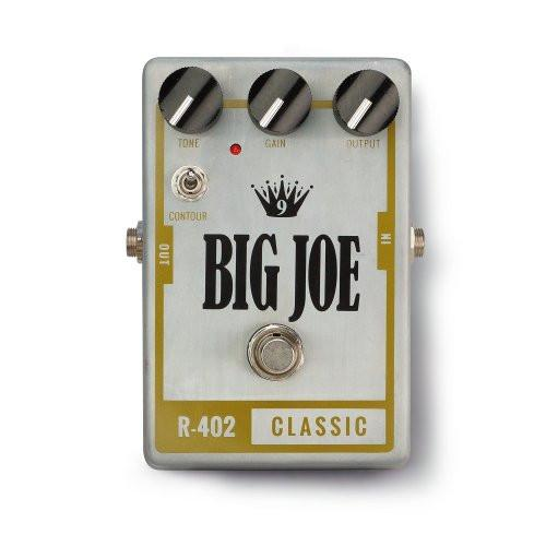 Big Joe Stomp Box B402 Classic Tube Guitar Pedal