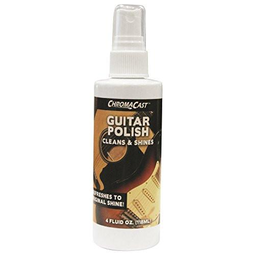 ChromaCast Guitar Polish, 4oz
