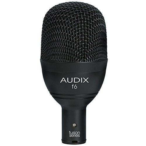 Audix F6 Dynamic Instrument Microphone