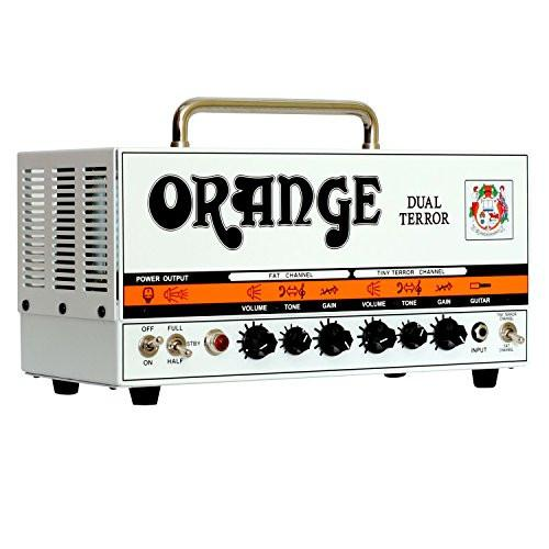Orange Dual Terror DT30H Guitar Amp Head with Accessories