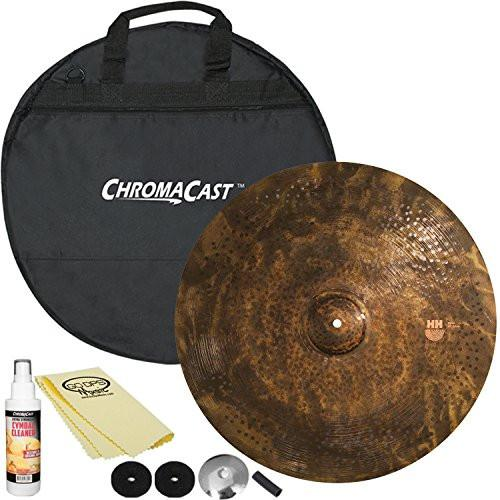 "SABIAN Xs20 Big & Ugly 22"" HH Nova (12280N) with ChromaCast 22"" Cymbal Bag & Accessories"