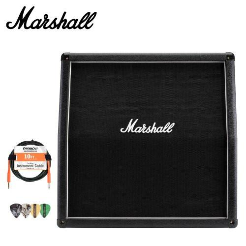 Marshall MX412A Guitar Speaker Cabinet with Accessories