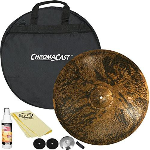 "SABIAN Big & Ugly 22"" HH King (12280K) with ChromaCast 22"" Cymbal Bag & Accessories"