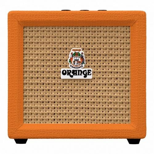 Orange Amplification Crush Mini 3-Watt Guitar Combo Amplifier