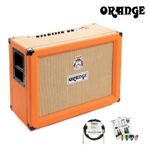 Orange CR120C 120 Watt 2 X 12 Combo Amplifier with Accessories