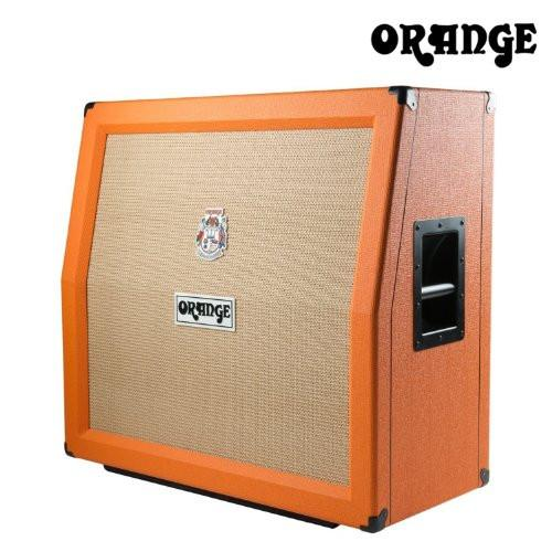 Orange PPC412A Angled Front Speaker Guitar Amp Cabinet