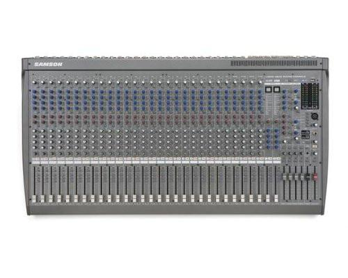 Samson L3200 24-Channel/4-Bus Professional Mixing Console (Floor Model)