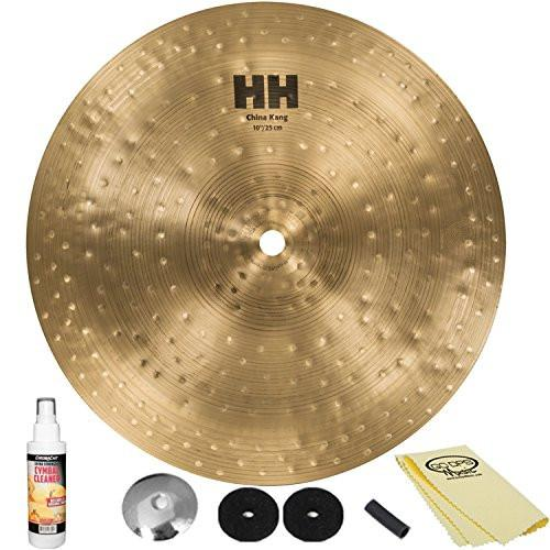 "SABIAN HH Remastered 10"" HH China Kang (11067) with Accessories"