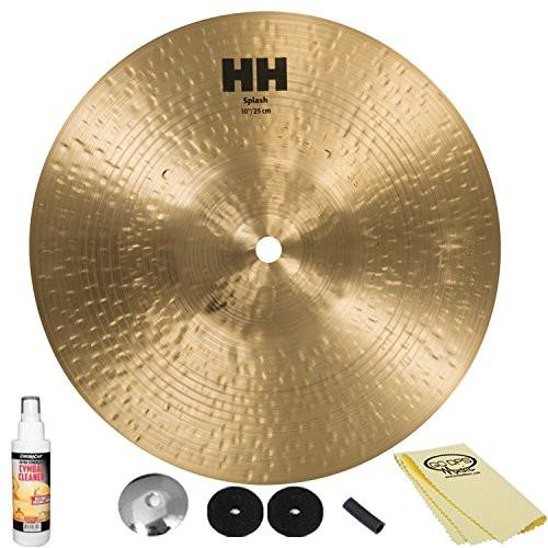 "SABIAN HH Remastered 10"" HH Splash (11005) with Accessories"