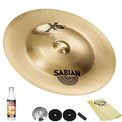 "Sabian 18"" XS20 Chinese XS1816B with ChromaCast Accessories"