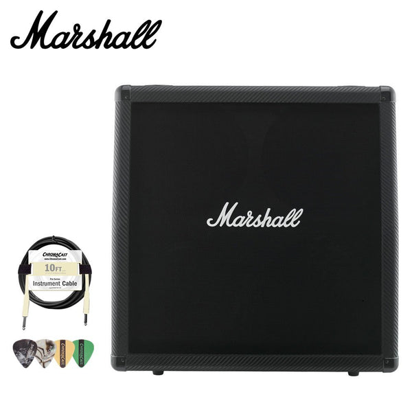 Marshall MG Series 120-Watt 4x12-Inch Angled Guitar Extension Cabinet Kit