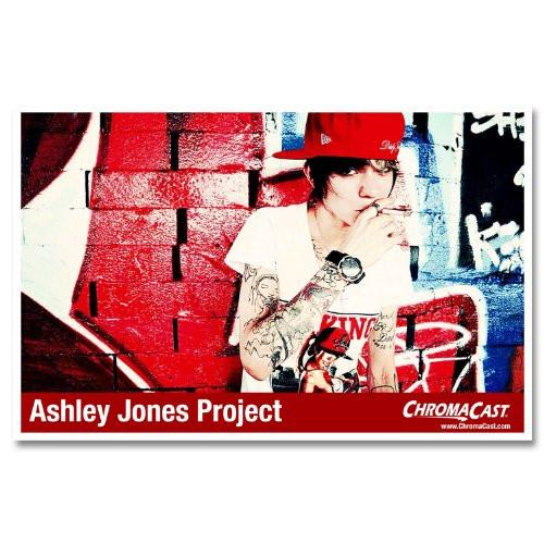 Ashley Jones Project Autographed 11x17 Full Color Poster