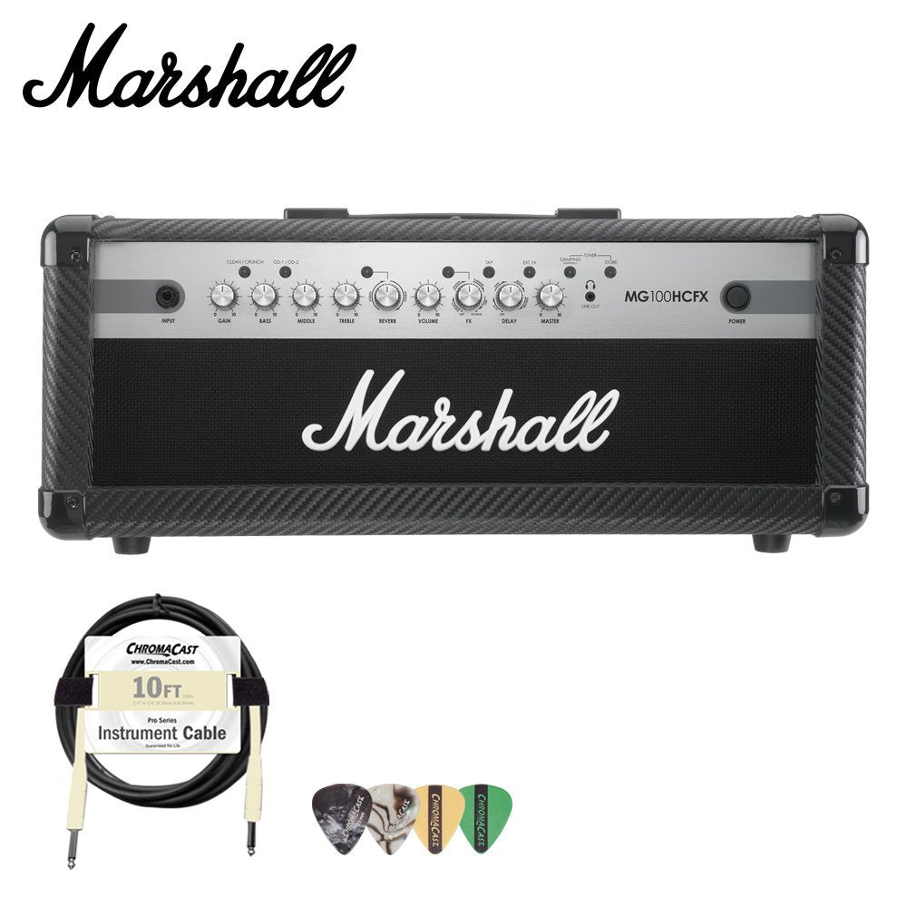 Marshall MG100HCFX MG Series 100-Watt Guitar Amp Head Kit