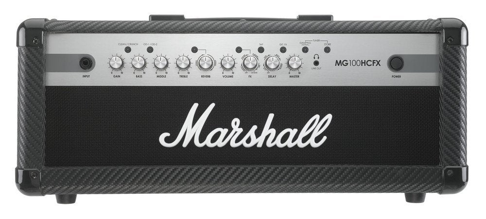 Marshall MG100HCFX MG Series 100-Watt Guitar Amp Head