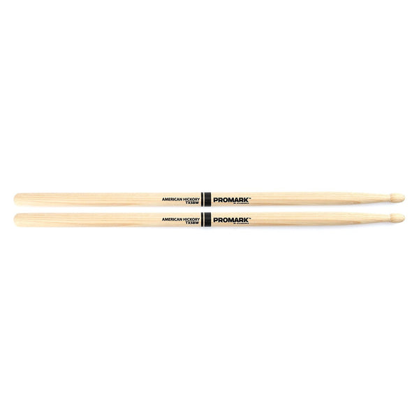 Promark TX5BW American Hickory Wood Tip, Single Pair