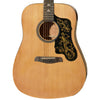 Sawtooth Acoustic Dreadnought Guitar with Black Pickguard w/ custom graphic & ChromaCast Accessories