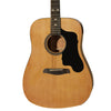 Sawtooth Acoustic Dreadnought Guitar with Black Pickguard - Includes: Picks & Hard Case