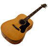Sawtooth Acoustic Dreadnought Guitar with Black Pickguard & ChromaCast Accessories, Natural