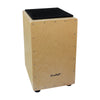 Sawtooth Birch Cajon with Padded Seat Cushion & Carry Bag