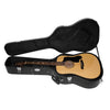ChromaCast Acoustic Guitar Accessory Pack with Hard Case, Stand, Strap, Online Lesson, Pick Holder, Tuner, Cloth and Picks