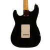 Sawtooth Black ES Series Electric Guitar w/ Chrome Pickguard - Includes: Strap, Picks & Online Lesson