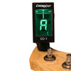 ChromaCast Clip on Chromatic Instrument Tuner