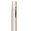 ChromaCast 7A USA Natural Hickory Nylon Tipped Drumsticks, 3 Pairs