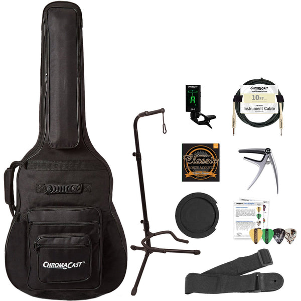 ChromaCast Acoustic-Electric Guitar Performer's Pack