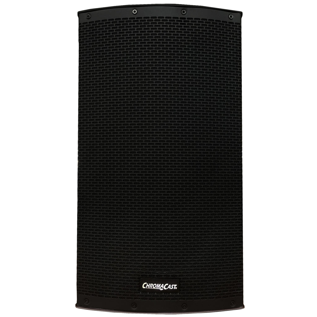 "Chromacast 2-way 12"" Passive/Active PA Speaker"