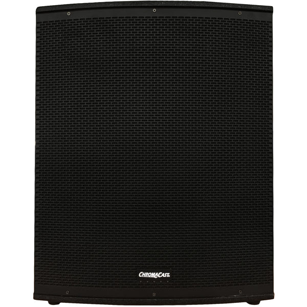 "Chromacast 18"" Active Subwoofer"