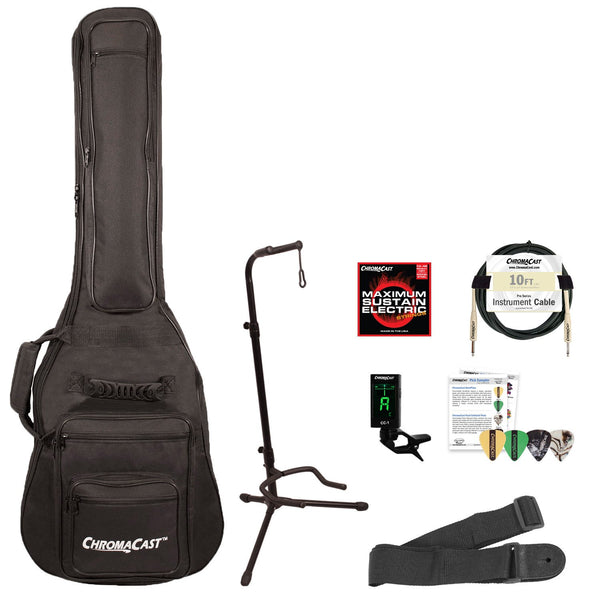 ChromaCast Electric Guitar Performer's Pack