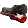 ChromaCast Electric Guitar Value Pack - Includes: Stand, Strap, Tuner, Pick Sampler and Electric Padded Gig Bag