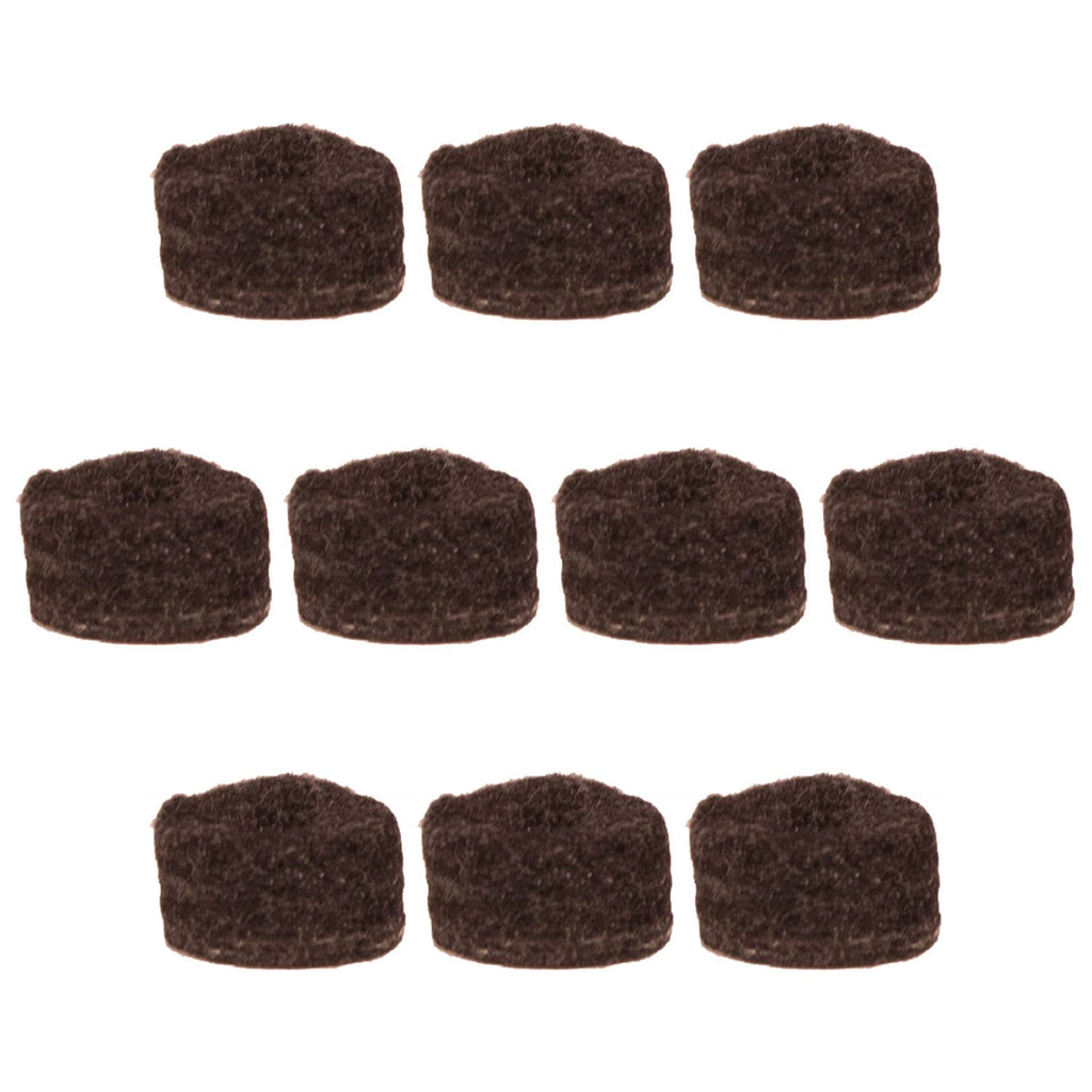 ChromaCast Hi-Hat Felt, Pack of 10