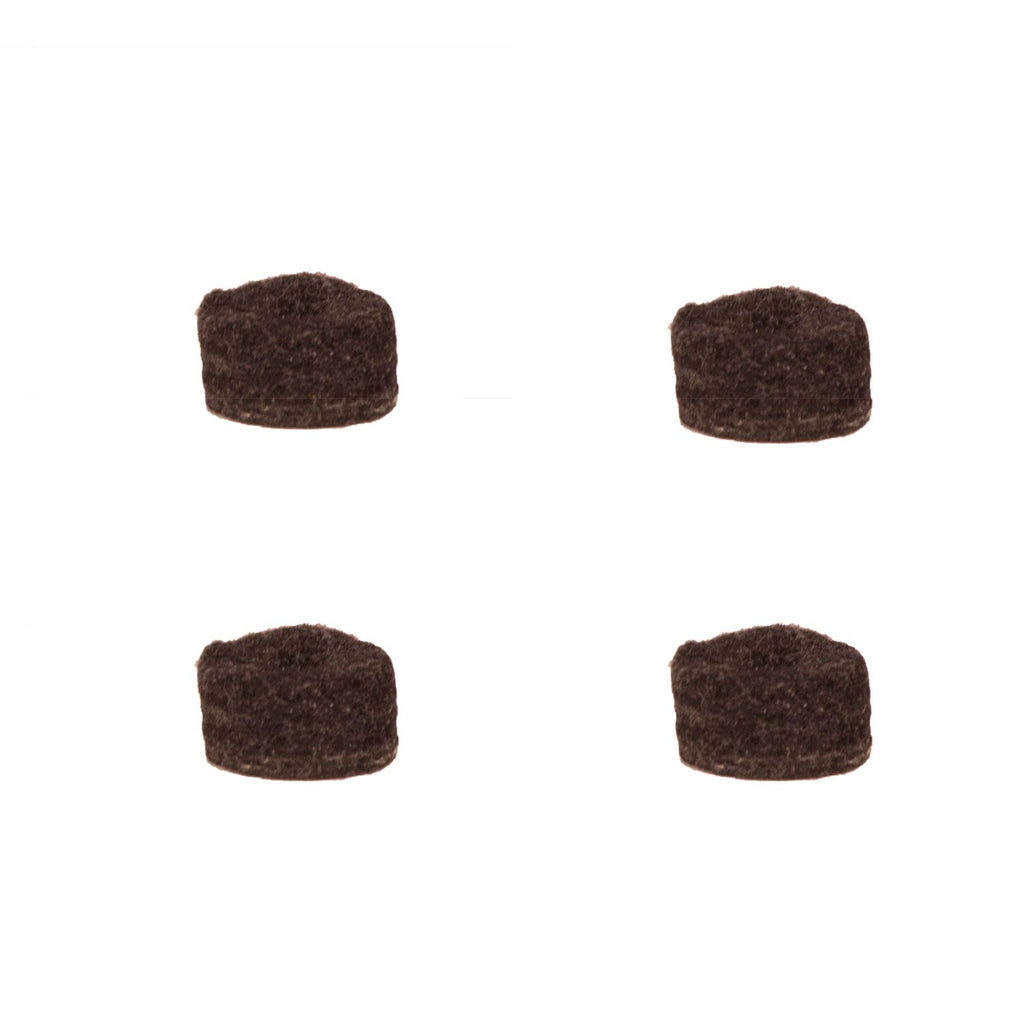 ChromaCast Hi-Hat Felt, Pack of 4
