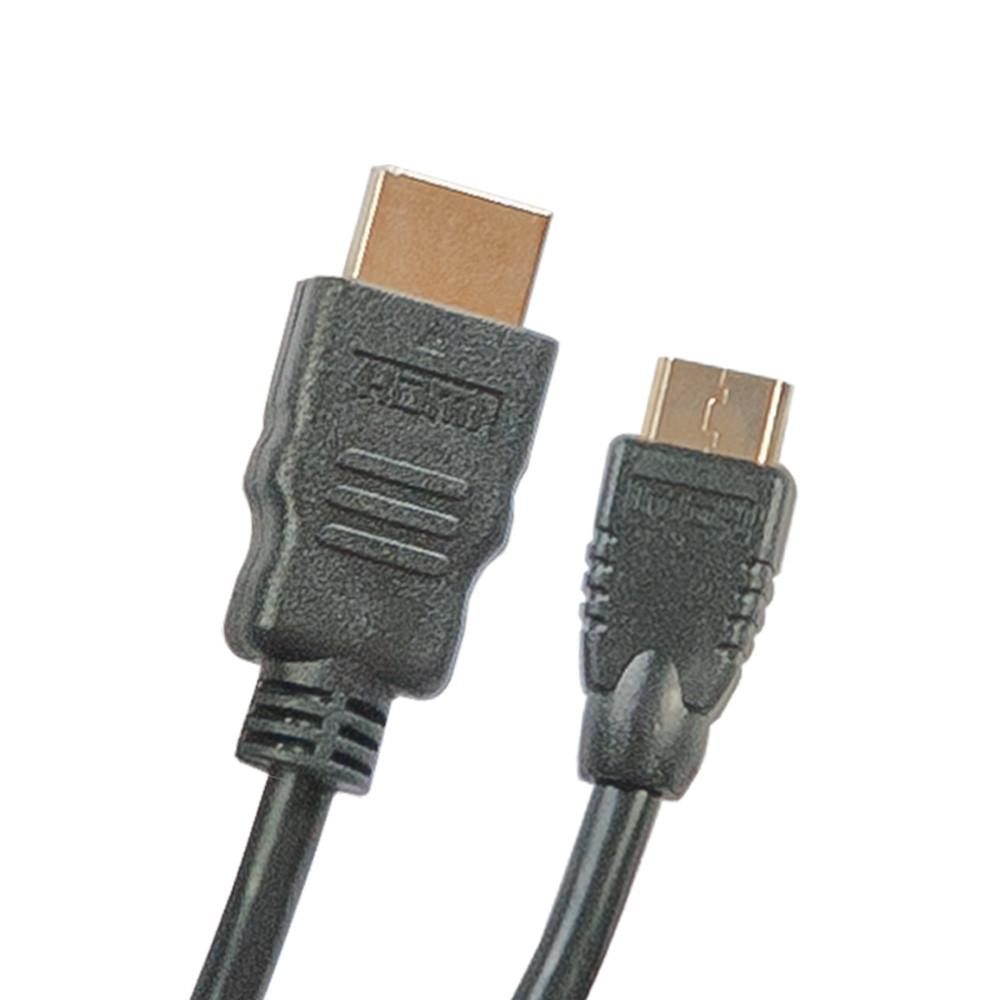 ChromaCast MINI HDMI to Standard HDMI Cable ( 3 feet)