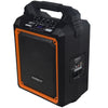 ChromaCast Portable 2 Channel 2 Way 60 watt Rechargeable Bluetooth PA Speaker