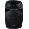 "ChromaCast Portable Passive 15"" Speaker w/Speaker Stand and Cable"