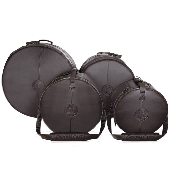 ChromaCast Pro Series 4-Piece Rock Drum Configuration Bag Set