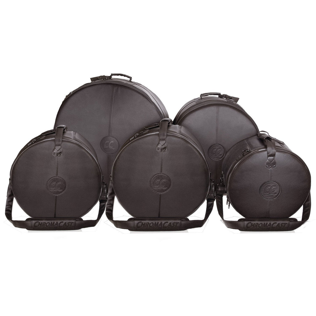 ChromaCast Pro Series 5-Piece Standard Drum Configuration Bag Set