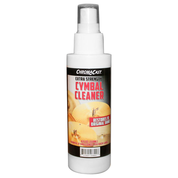 ChromaCast Cymbal Cleaner Kit, 4 oz.
