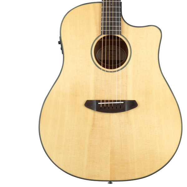 Breedlove Discovery Dreadnought CE Acoustic Electric Guitar with Breedlove Gig Bag