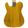 Sawtooth ET Series Electric Guitar, Butterscotch with Black Pickguard