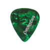 ChromaCast Pearl Celluloid Picks - Assorted Colors Light Gauge(.60mm) 10 Pick Pack