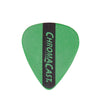 ChromaCast DuraPicks - Green Medium Gauge (.88mm) 10 Pick Pack