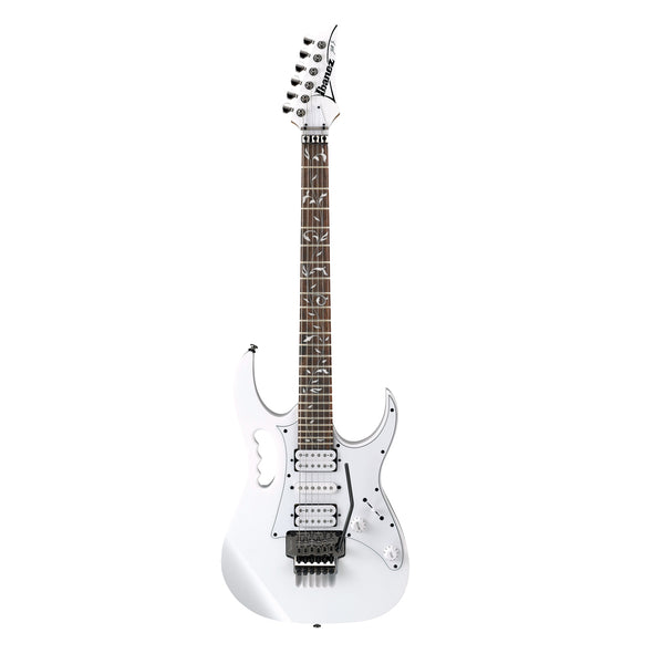 Ibanez Steve Vai Signature Electric Guitar, White