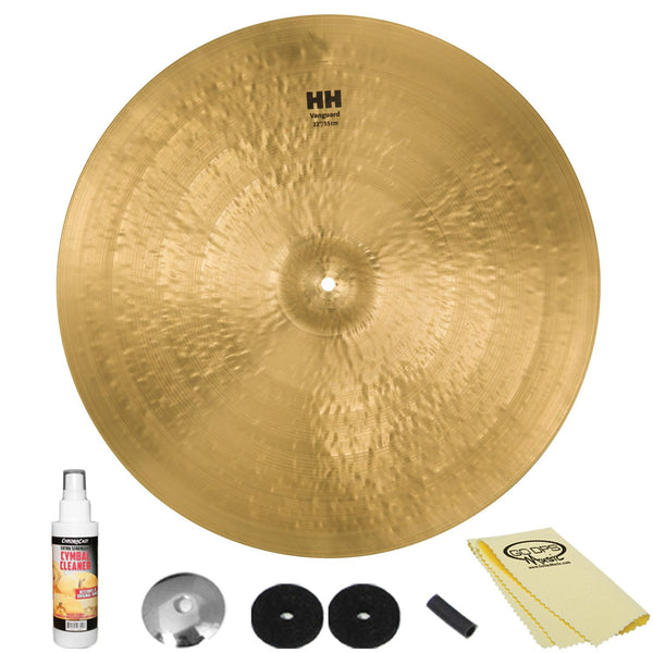 "Sabian 22"" HH Vanguard Ride with ChromaCast Accessories"