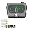 GoGo Tuners Horizon Pedal Tuner with ChromaCast AccessoriesPick Sampler