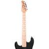 Rise by Sawtooth Left Handed 3/4 Size Electric Guitar Kit, Black